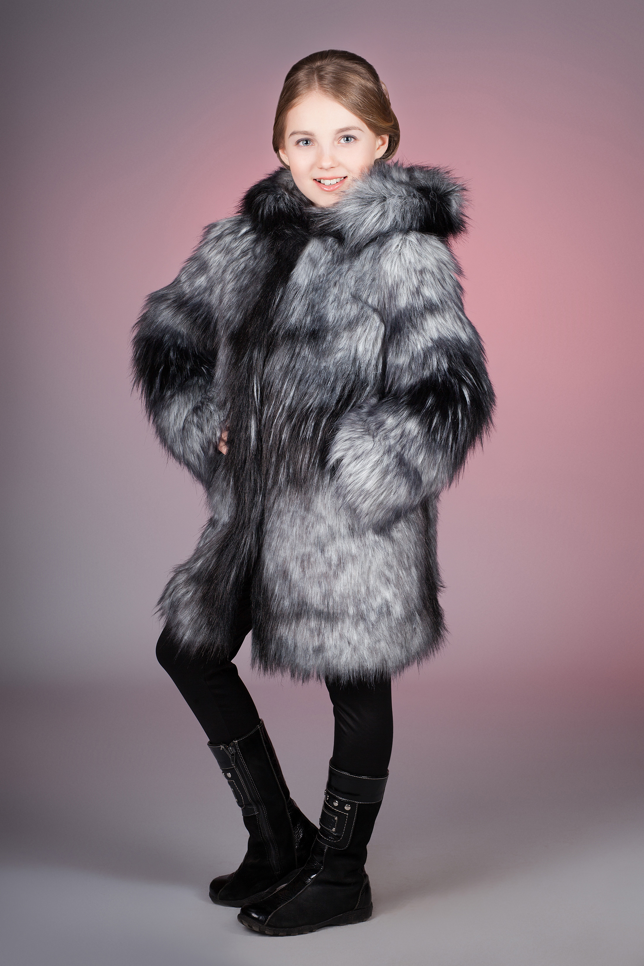 An advertisement from which advertises fur coats for $ to $, equivalent to a starting price of around $4,, reflecting a period of unprecedented prosperity and .